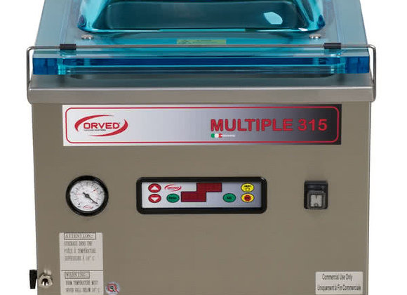 Eurodib 315VM8 - Vacuum Machine, electric, countertop unit, 13-1/8inchWx13inchDx