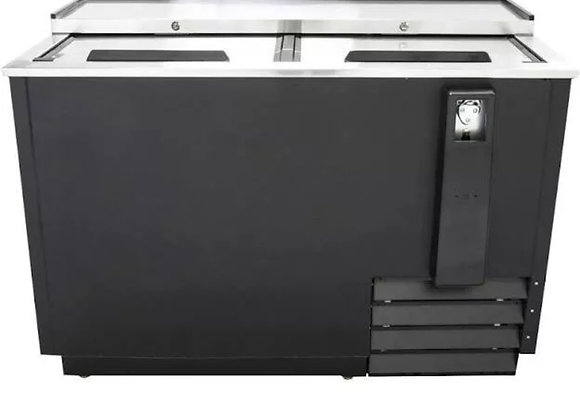 "50"" COMMERCIAL BACK BAR COOLER BOTTLE BEER COOLER"