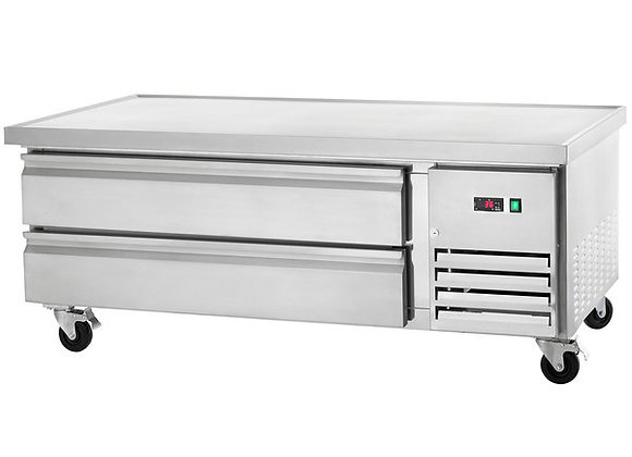"Arctic Air ARCB60 62"" Two Drawer Refrigerated Chef Base"