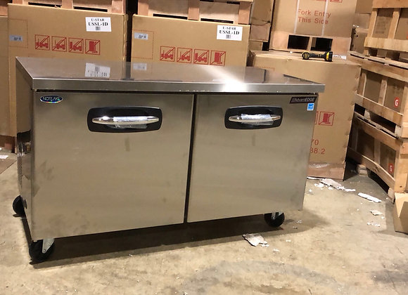 """NORLAKE UR60 60"""" COMMERCIAL UNDERCOUNTER REFRIGERATOR SCRATCH AND DENT"""