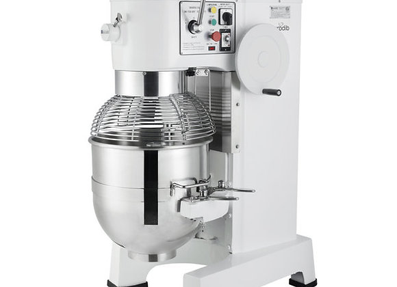 Eurodib M60A 220ETL 60 Qt. Commercial Planetary Floor Mixer with Wheels - 208V,