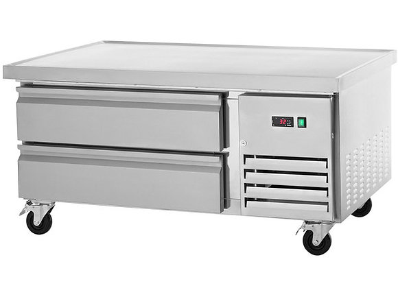 """Arctic Air ARCB48 50"""" Two Drawer Refrigerated Chef Base"""