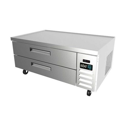 "ASBER ACBR-52 52"" REFRIGERATED CHEF BASE"