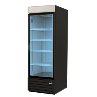 ASBER ARMD-23 SINGLE GLASS DOOR REFRIGERATOR MERCHANDISER