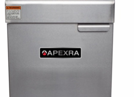 APEXRA 35-40lb COMMERCIAL GAS DEEP FRYER