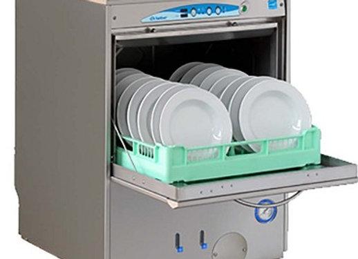 Eurodib F92EKDPS Lamber High Temp Rack Undercounter Dishwasher - (30) Racks/hr,