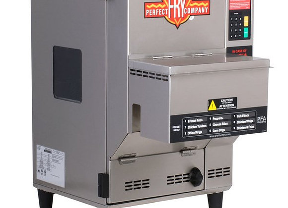 Perfect Fry PFA720 Fully-Automatic Ventless Countertop Deep Fryer - 7.6 kW