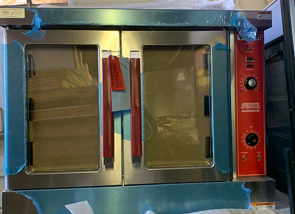VULCAN FULL SIZE GAS CONVECTION OVEN SCRATCH AND DENT (LP)