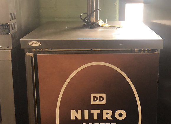 Used Nitro Coffee Cold Brew Machine