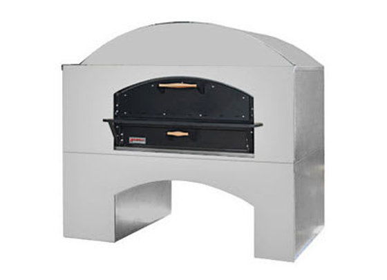 Marsal MB-60 Commercial Gas Single Pizza Deck Oven