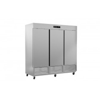 ASBER ARF-72 3 DOOR REACH IN FREEZER