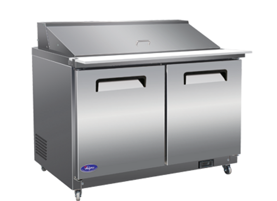 Valpro Commercial Refrigeration VP48SM Refrigerated Counter, Mega Top Sandwich /