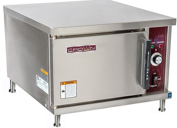 Crown SX-3 3 Pan Countertop 75kw Electric Convection Steamer