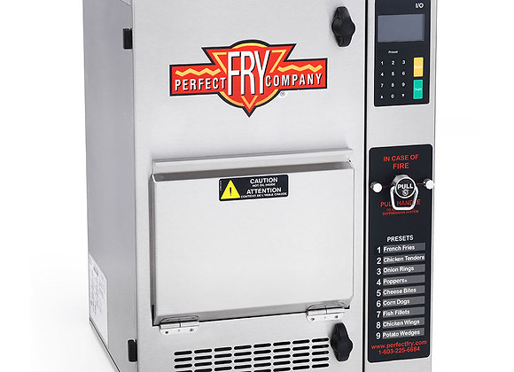 Perfect Fry PFC187 Countertop Electric Fryer - (1) 2 gal Vat, 120v/1ph