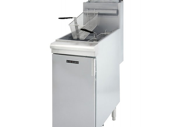 45-50lb 120K BTU FRYER FRIALATOR NAT OR LP GAS