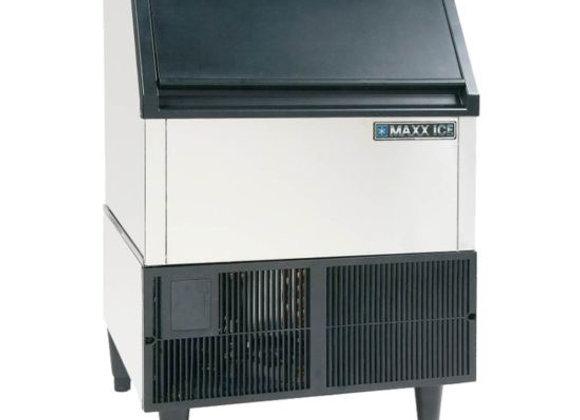"Maxx Ice MIM250 24"" Ice Maker with 75 lb. Bin, Full-Cube, 260 lb. Production"