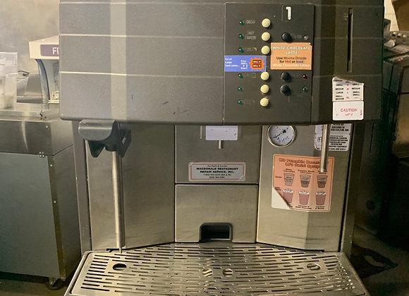SCHAERER AMBIENTE COFFEE ESPRESSO CAPPUCCINO MACHINE USED