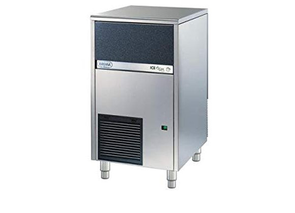 "Eurodib CB425A 31.5""H Top Hat Undercounter Ice Maker - 102 lbs/day, Air Cooled"