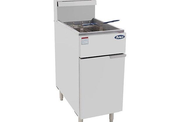 ATOSA ATFS-40 40LB COMMERCIAL FRYER NAT OR LP GAS
