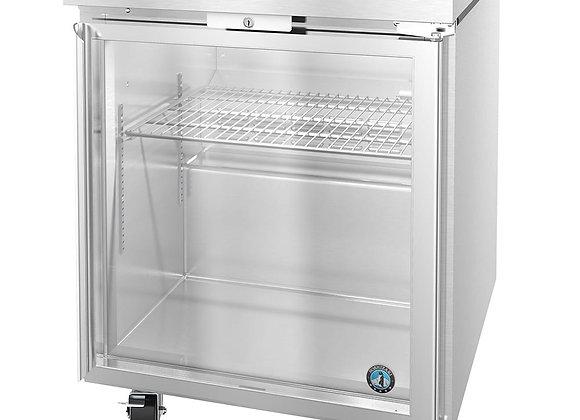 Hoshizaki UR27A-GLP01 7.21 cu ft Undercounter Refrigerator w/ (1) Section & (1)