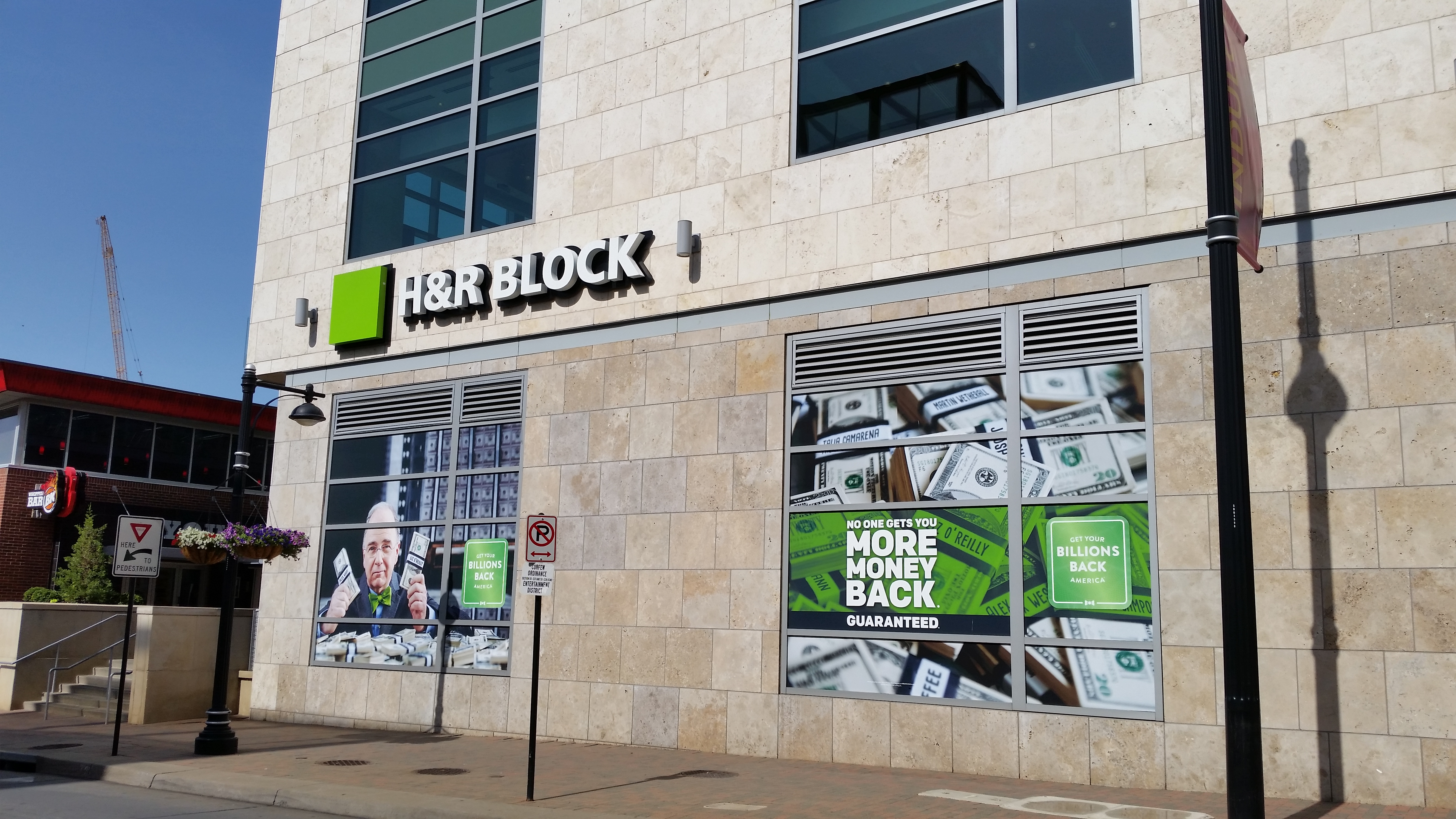 H&R Block Corporate Office