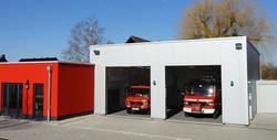 Feuerwehrhaus Sehnde II