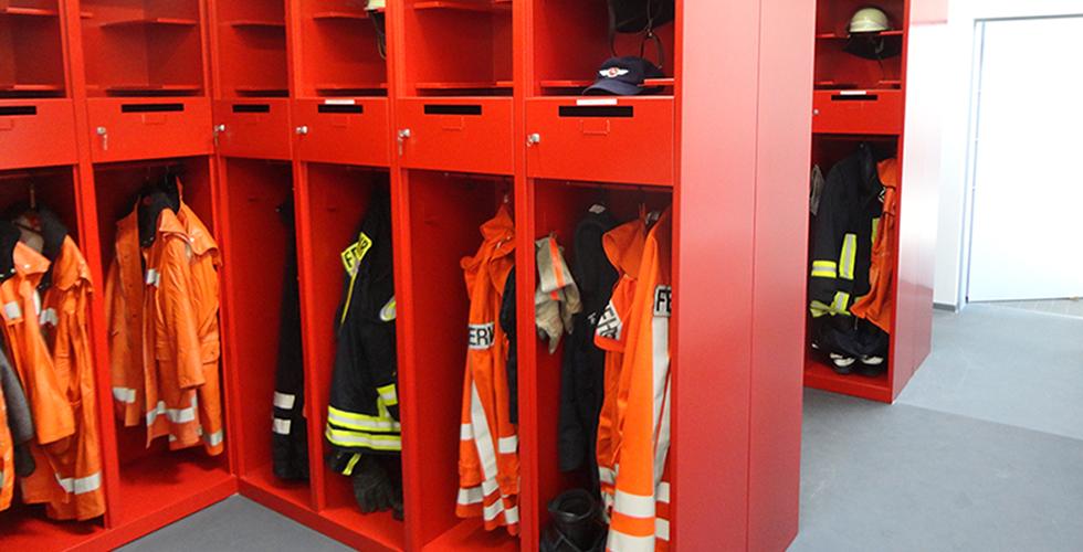 Feuerwehrhaus Sehnde III