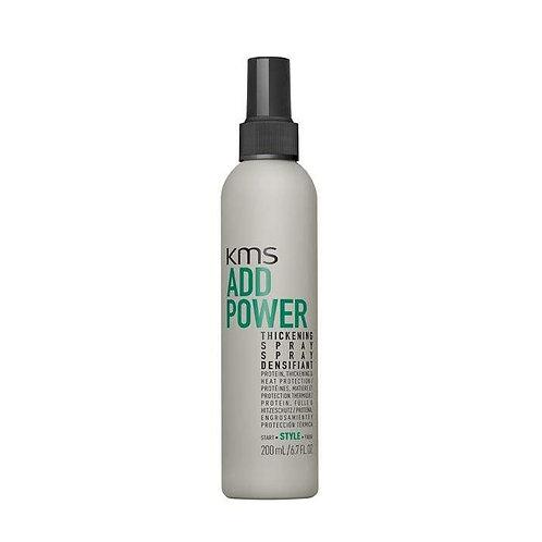 KMS AddPower Thickening Spray