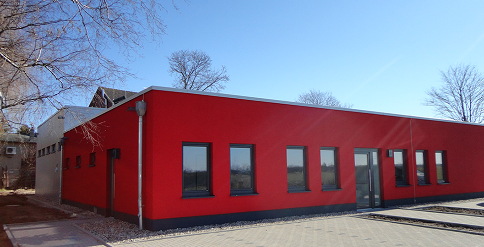 Feuerwehrhaus Sehnde I