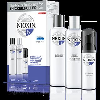 NIOXIN 3 Part System No.6