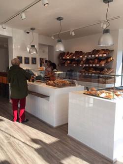 Bäcker Gaues Verkaufsraum