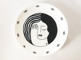 WOMEN PLATES