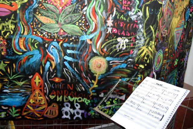 La FHF anime son congrès au rythme des pinceaux et du Jazz