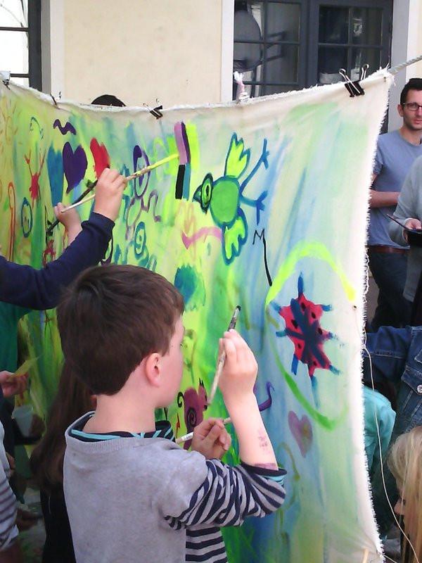 Splash Mouvn Swing à l'école Marsoulan