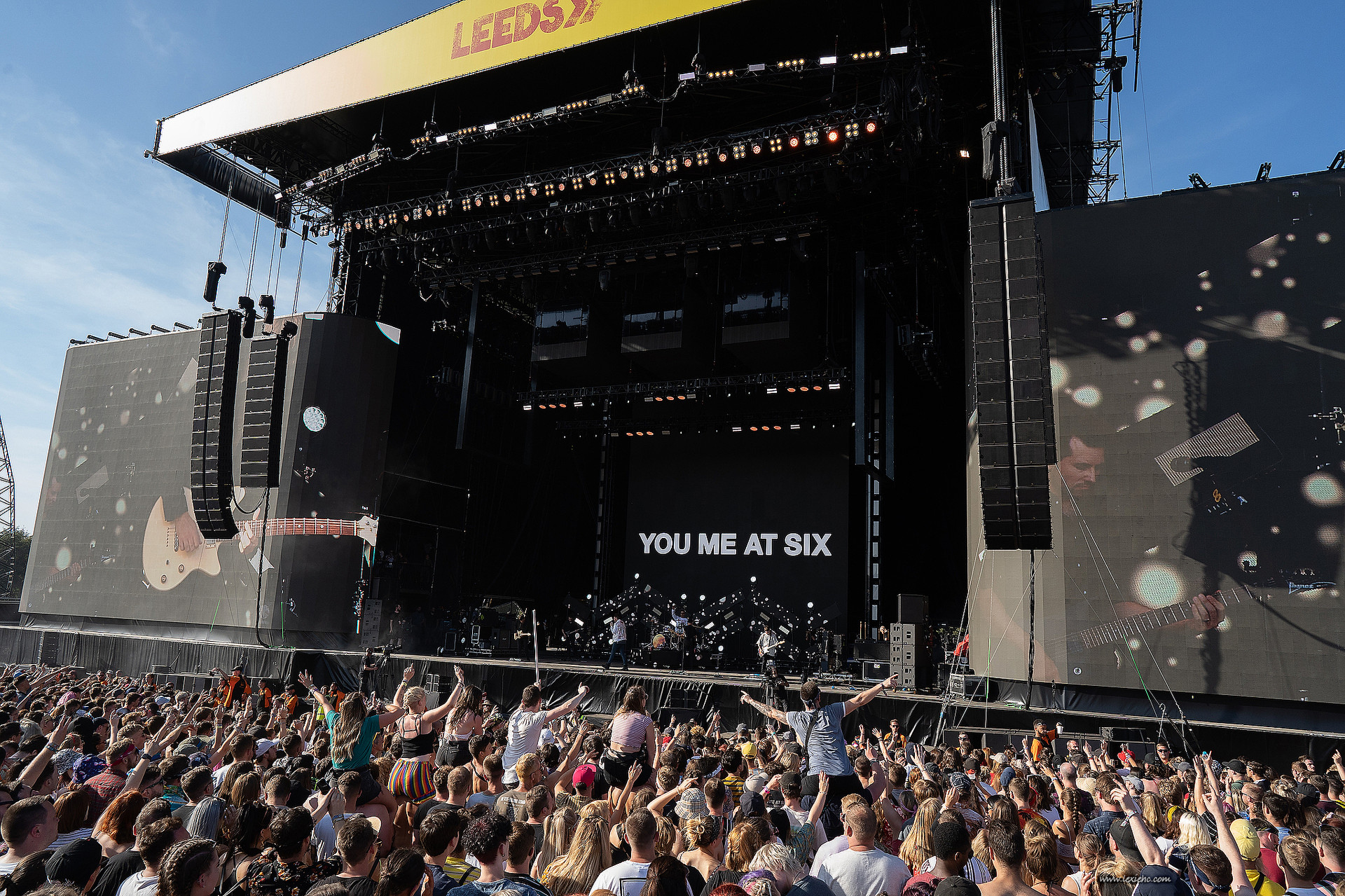 Leeds Festival, UK
