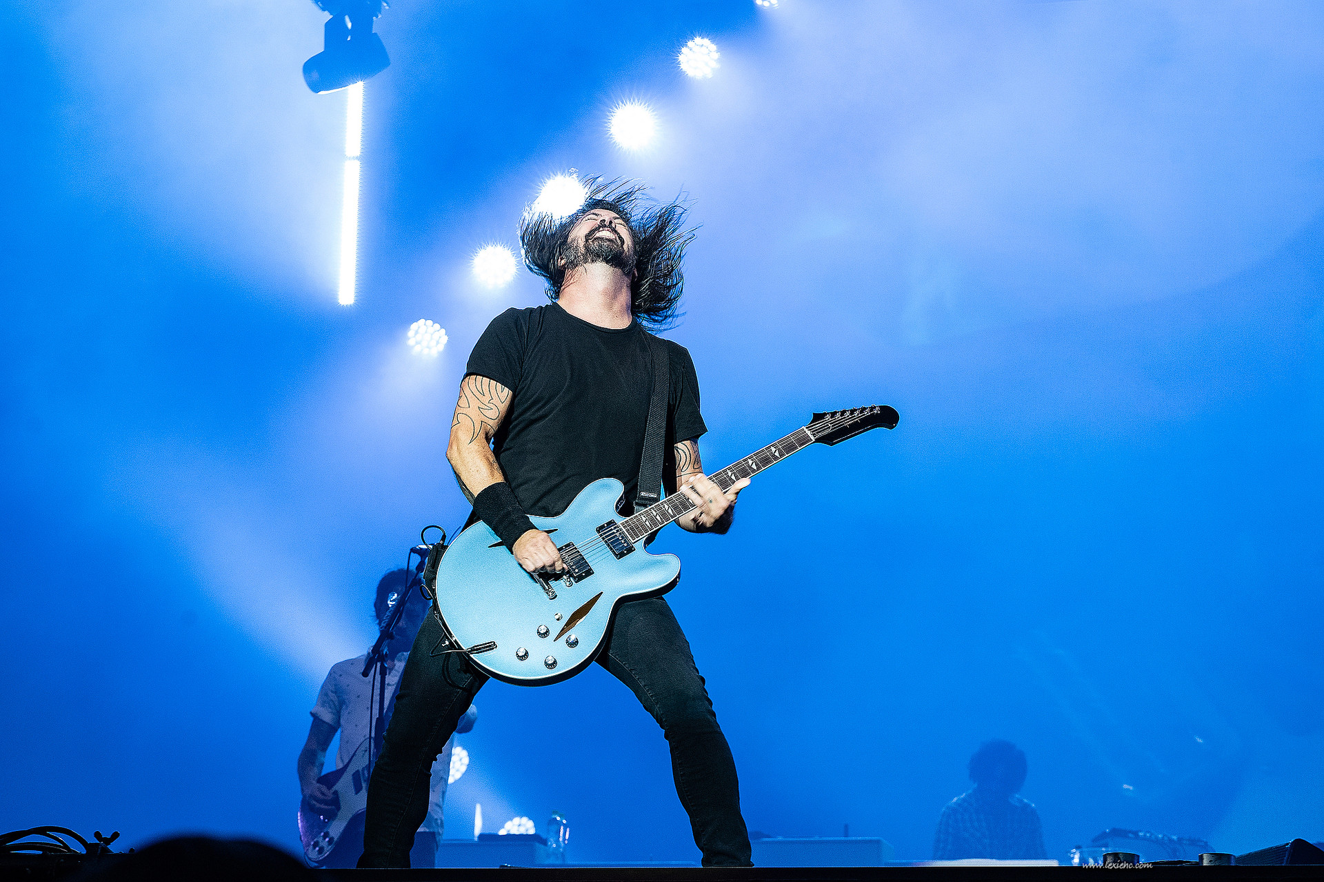 The Foo Fighters, UK