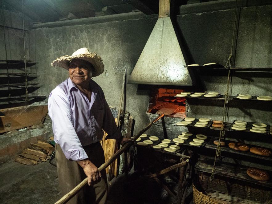 Daily life in Oaxaca
