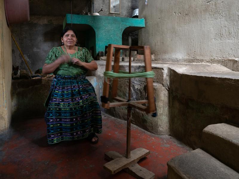 Home life in Guatemala