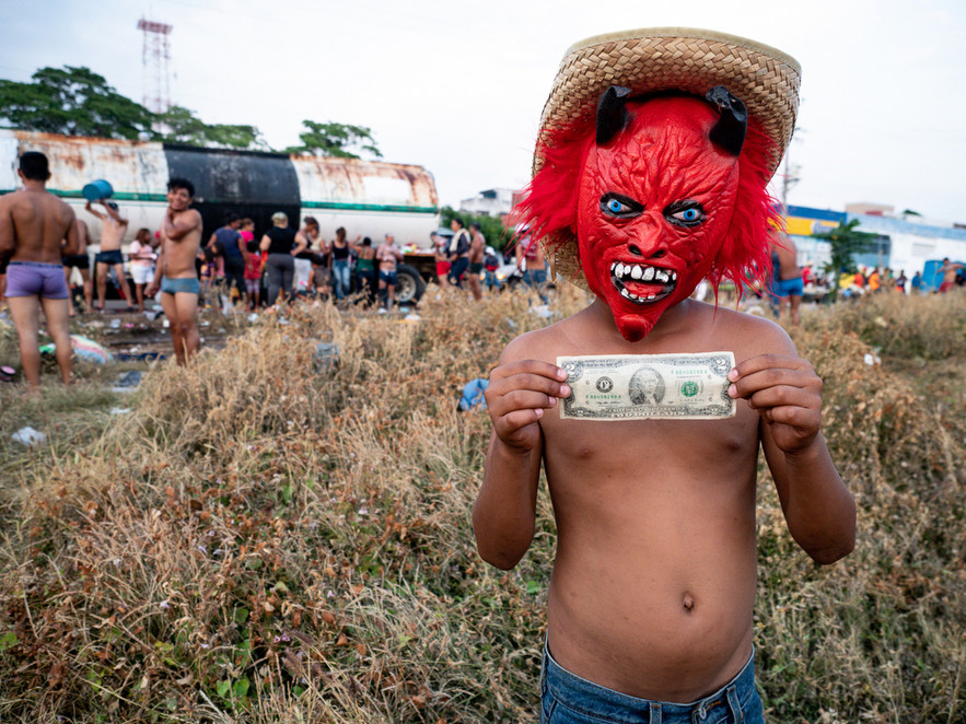 Child migrants, Mexico