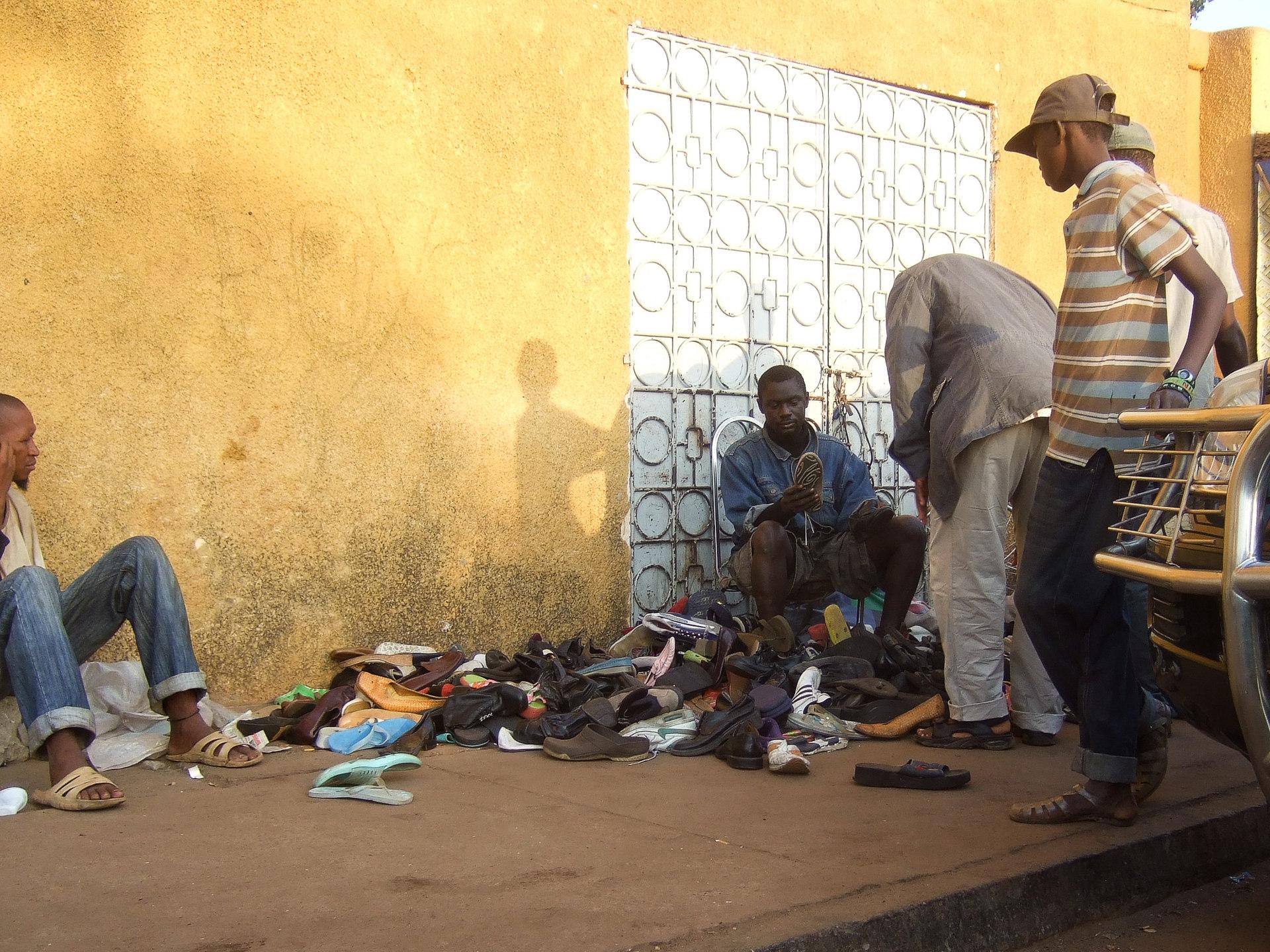 Shoes sales