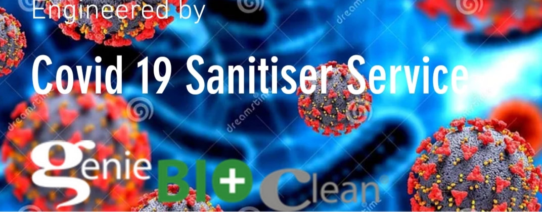 Covid 19 Sanitiser - Bio secure