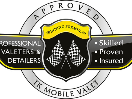 T K Mobile Valet and Detailing are now an approved PVD member.