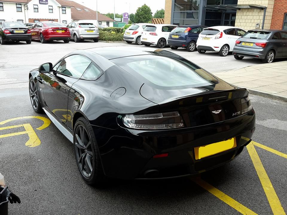 Aston Martin DB7 N430