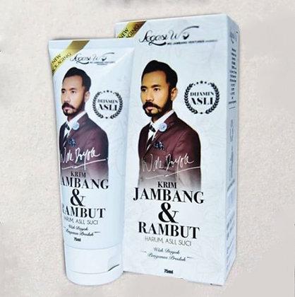 CREAM RAMBUT & JAMBANG