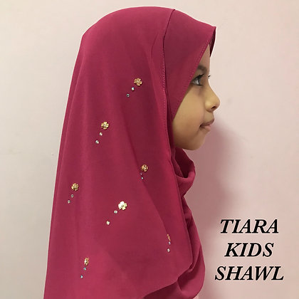 TIARA KIDS SHAWL