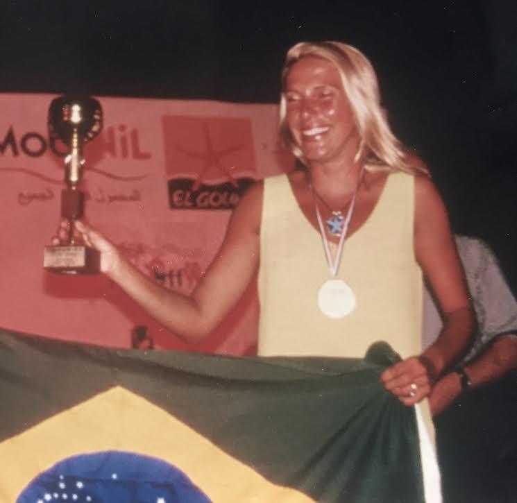 3 Troféus para o Brasil