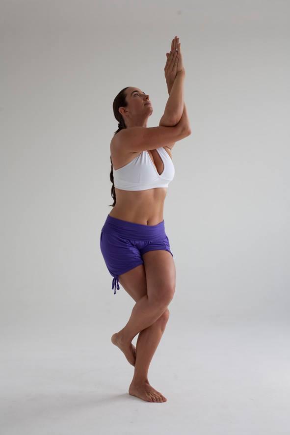 Foto para Revista Yoga Journal 2010