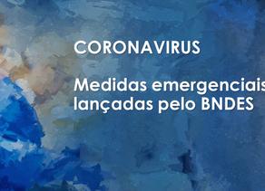 Coronavírus: BNDES lança medidas emergenciais para apoiar empresas e trabalhadores