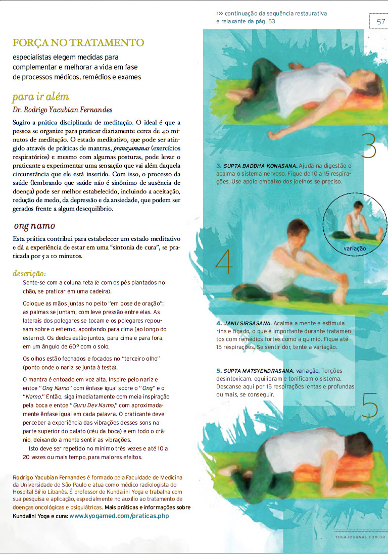 Materia Yoga Journal 2013