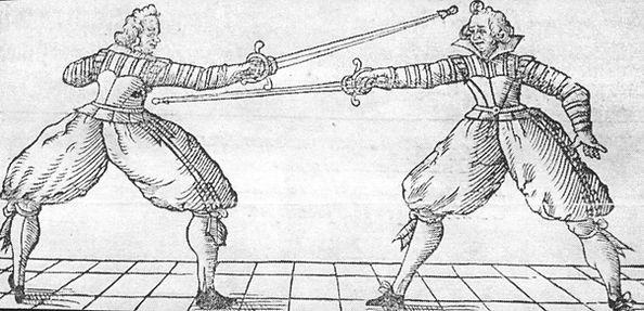 Boraba rapirom 1611. godina.jpg